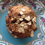 Oat Bran Muffins are both filling and delicious. Enjoy this guilt free recipe.
