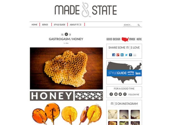 Made and State Blog