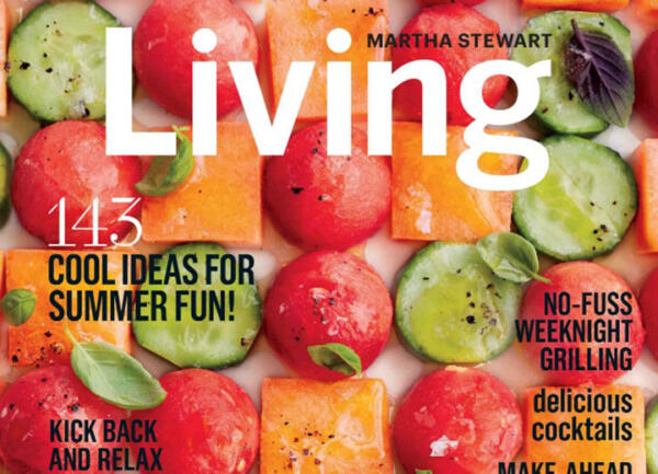 Martha Stewart Living July/August 2014 Made in America Feature