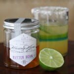 butterbean honey and skinny margarita
