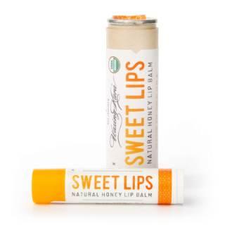 Certified Organic Honey Lip Balm
