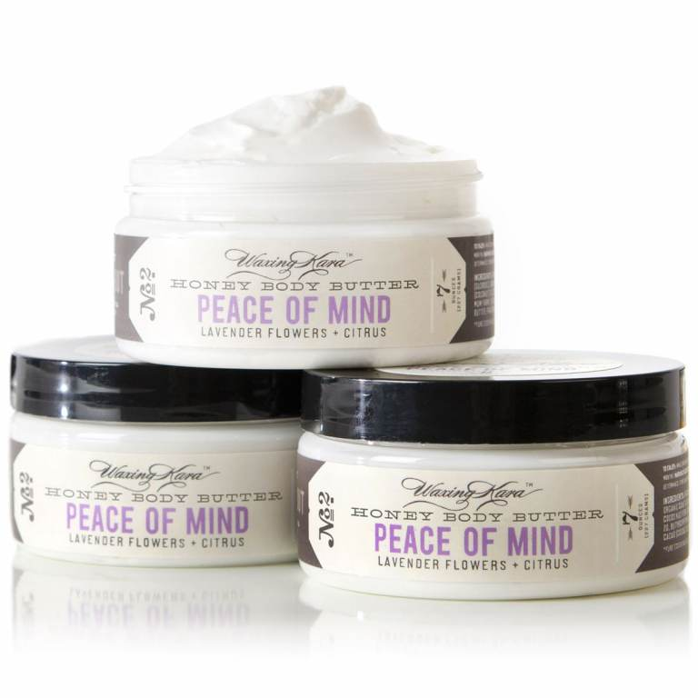 Peace of Mind Honey Body Butter