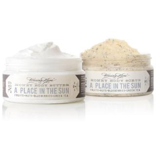 A Place in the Sun Body Butter and Scrub
