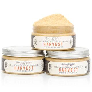 Waxing Kara Honey Body Scrub Harvest