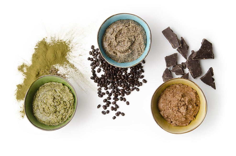 Caffeine Body Scrub Series