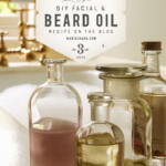 Beard oil doubles as facial oil for the beardless man. Everything you need to make a wonderful product can be found on the shelves of your favorite grocery store. Learn to experiment with carrier oils and essential oils.