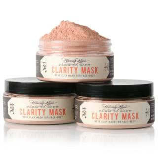Waxing Kara Clarity Mask with Rose Clay