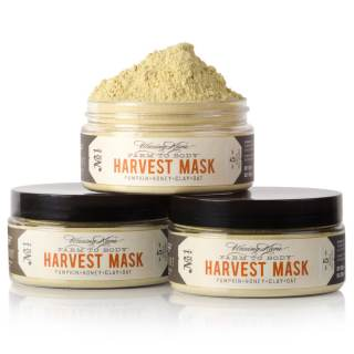 Waxing Kara Harvest Mask with Pumpkin, Honey, Clay and Oat