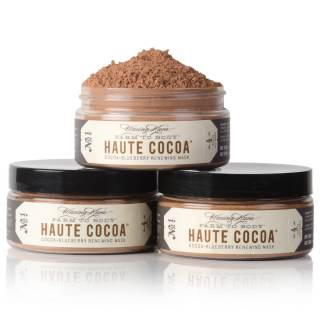 Waxing Kara Haute Cocoa Mask with Cocoa and Blueberry