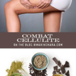 Combat Cellulite tall pin