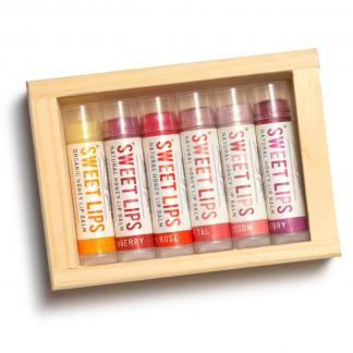 Sweet Lips wooden gift box