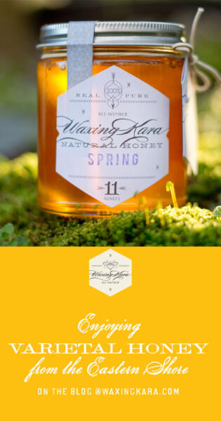 Varietal Honey pinterest image