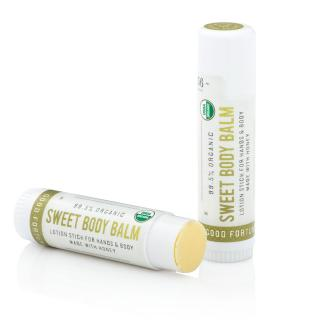 Sweet Body Balm, Good Fortune scent picture