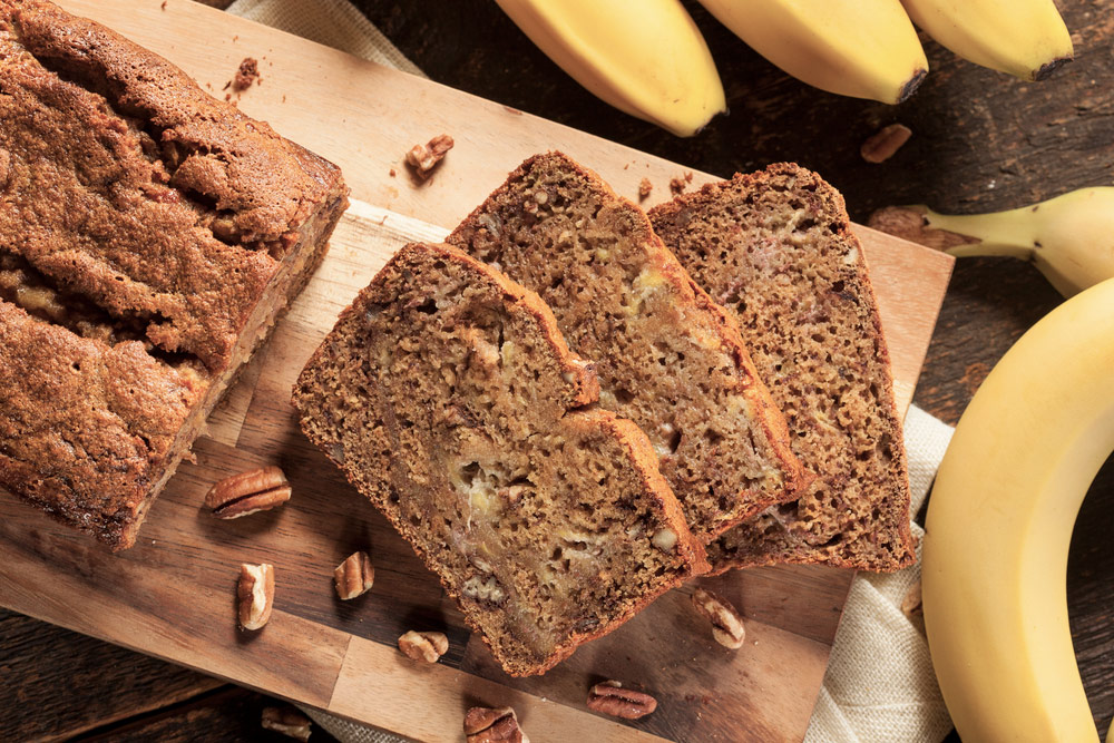 Have a few really ripe bananas? Don't throw them away. Honey Banana Bread is so delicious and easy to make.