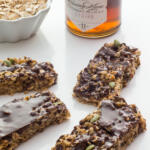 No-Bake Honey Peanut Butter Granola Bars