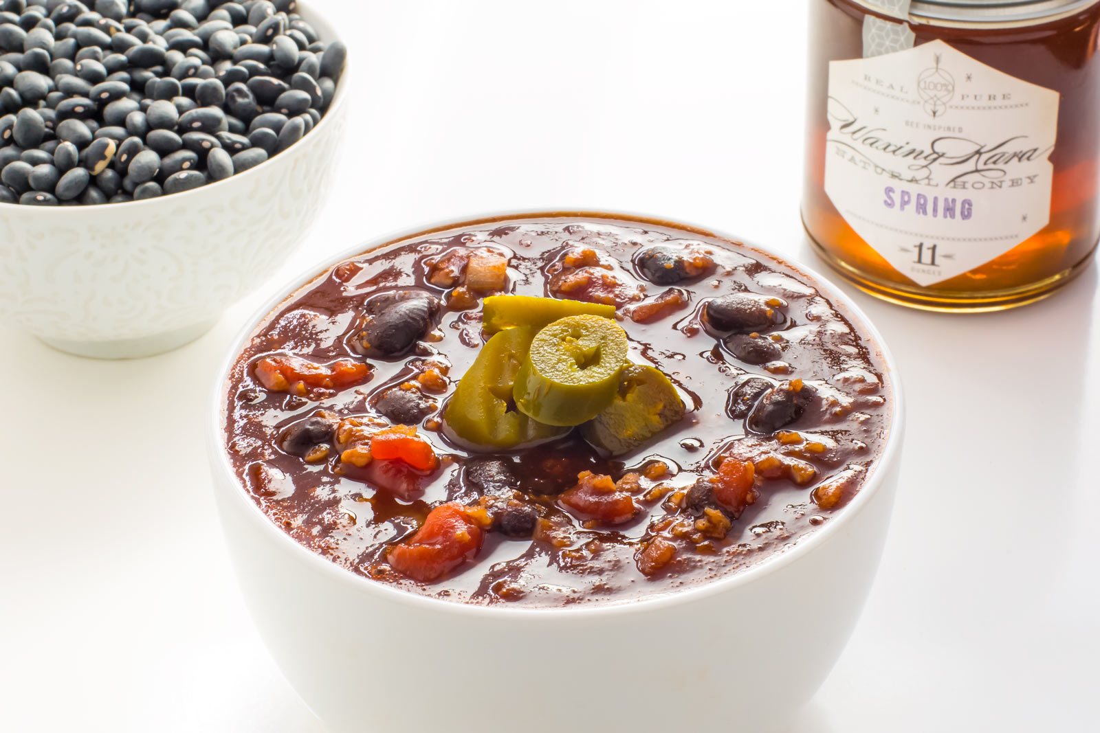 Sweet Spicy Honey Chili with Beer