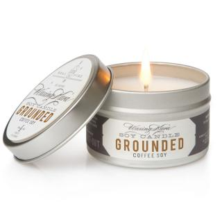Grounded Coffee Soy Candle