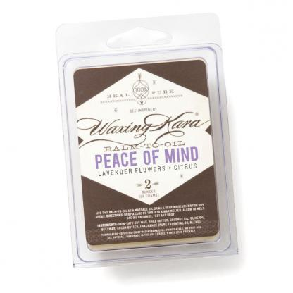 Peace of Mind Balm-to-Oil