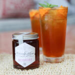 Honey ginger iced tea is refreshing and so quick to make.