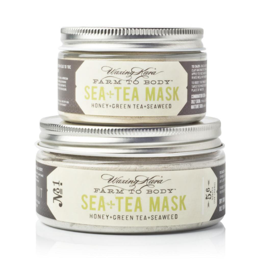Seaweed and Green Tea Mask