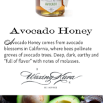 Avocado Honey Tall Pin