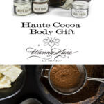 Haute Cocoa Body Gift Pin