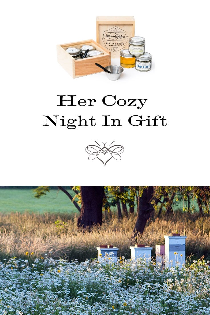 Her Cozy Night In tall pin