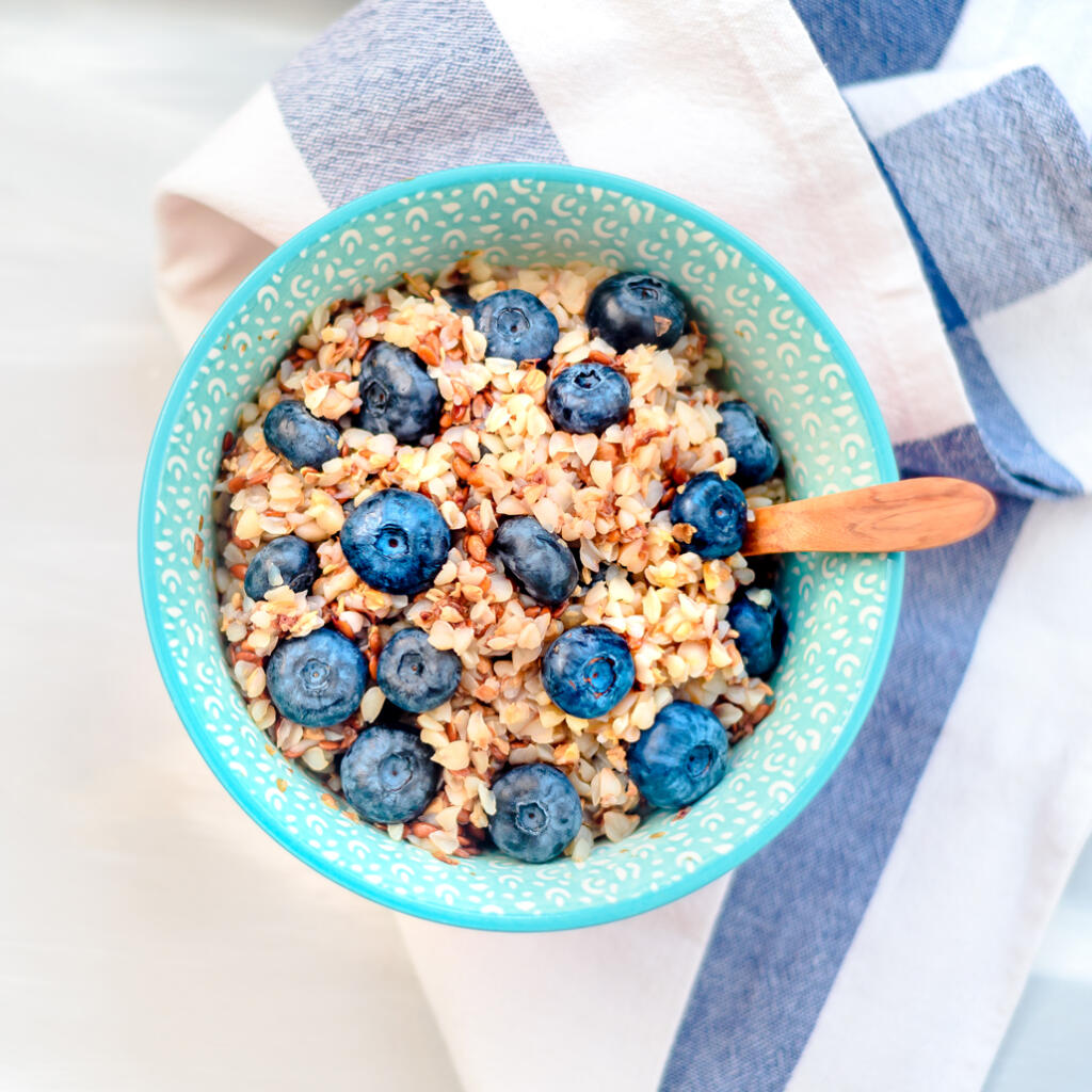 Buckwheat Breakfast Bowl