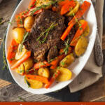 Classic Pot Roast Tall Pin