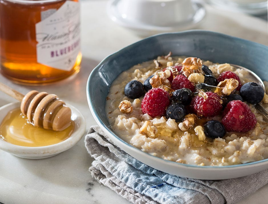 Porridge Recipe To Start Your Day Off Just Right By Waxing Kara